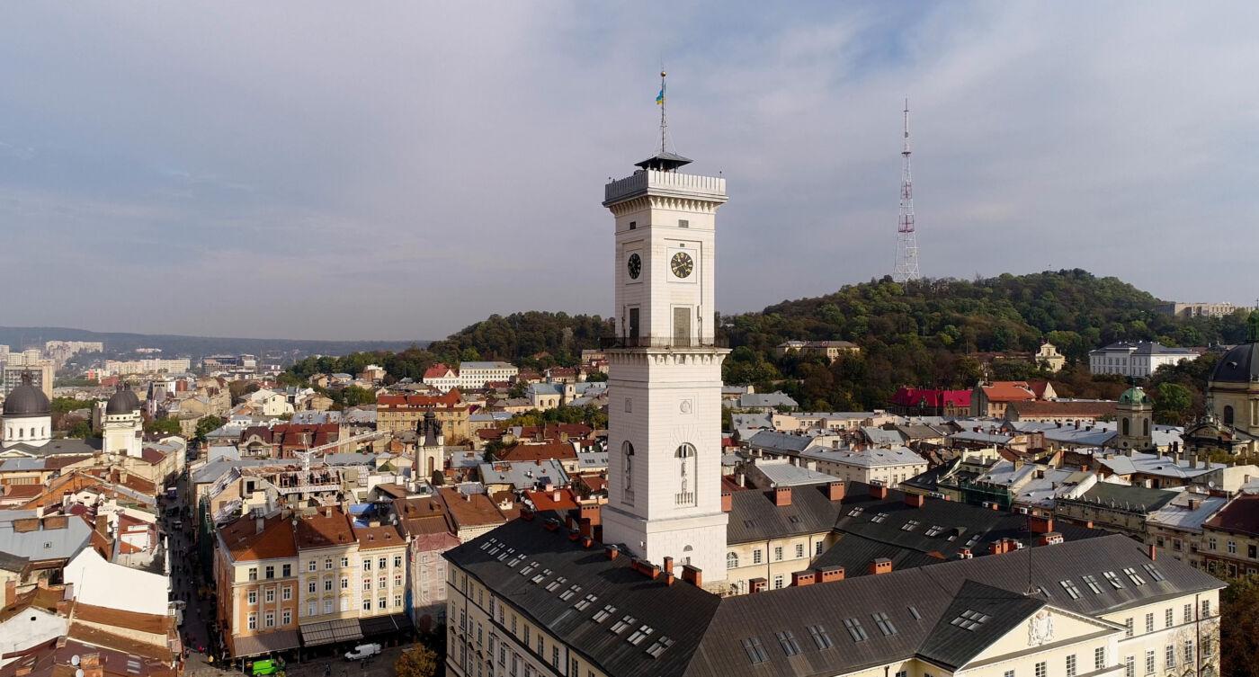 Вежа Львівської Ратуші