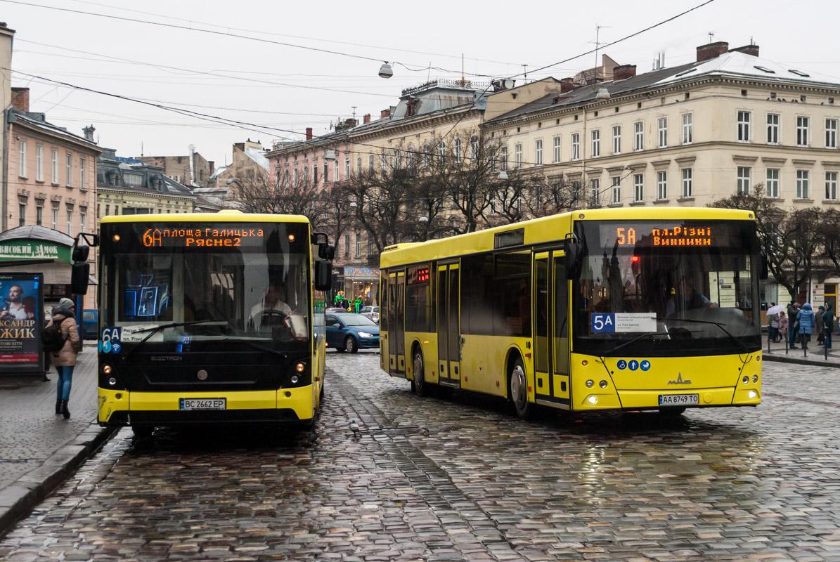 львівський автобус