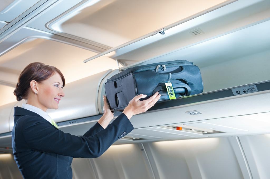 Як правильно провозити ручну поклажу в літаку