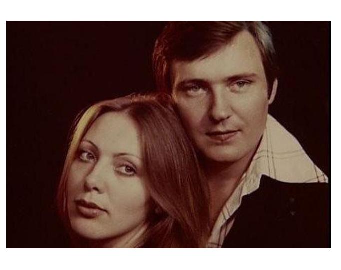 Володимир Івасюк і Тетяна Жукова