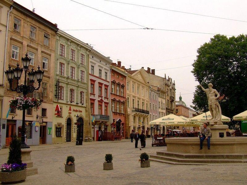 площа ринок