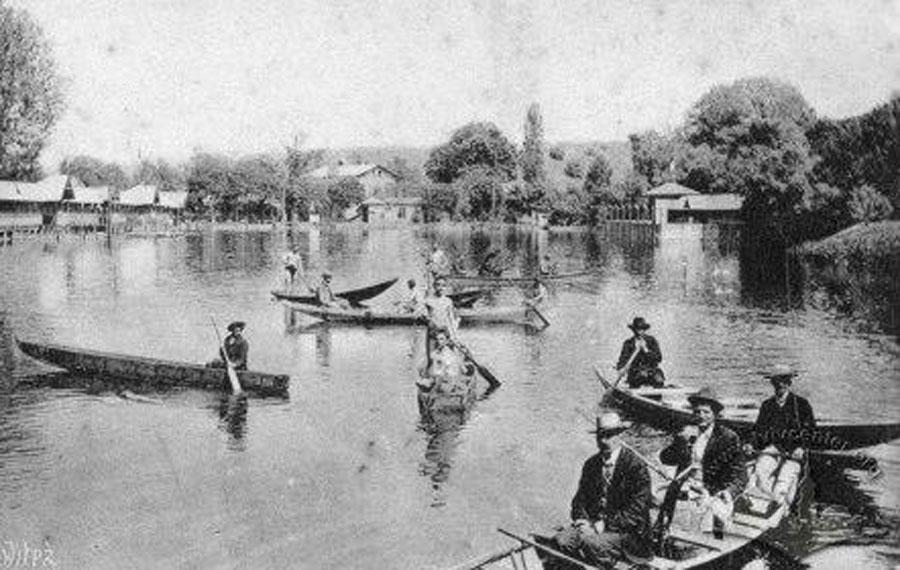 Львів'яни відпочивають на Пелчинському ставі