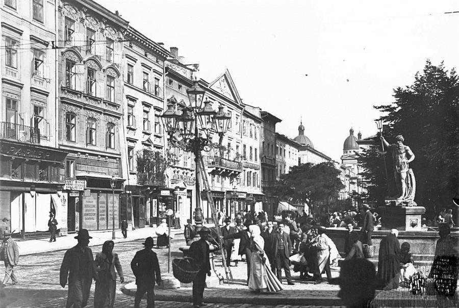 старий Львів