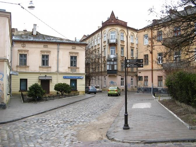 Площа Вічева