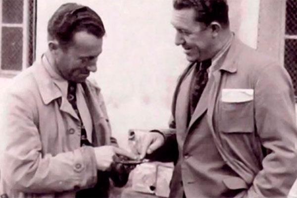 Адольф и Рудольф Дасслери