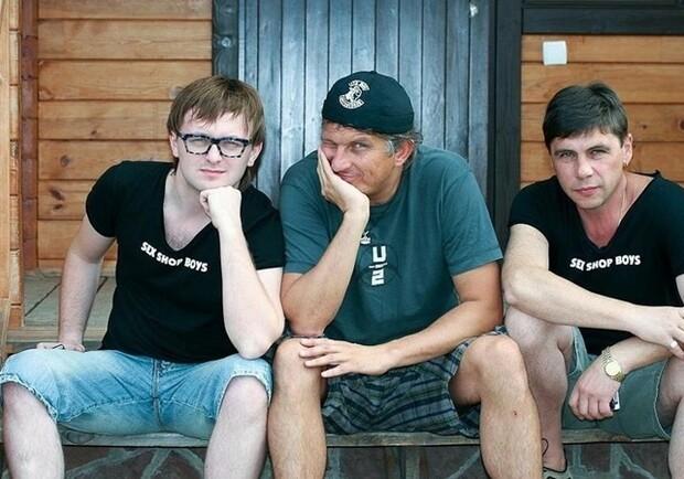 Андрій Кузьменко і Михайло Хома