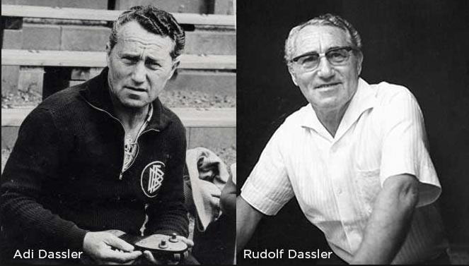 Рудольф і Адольф Дасслери