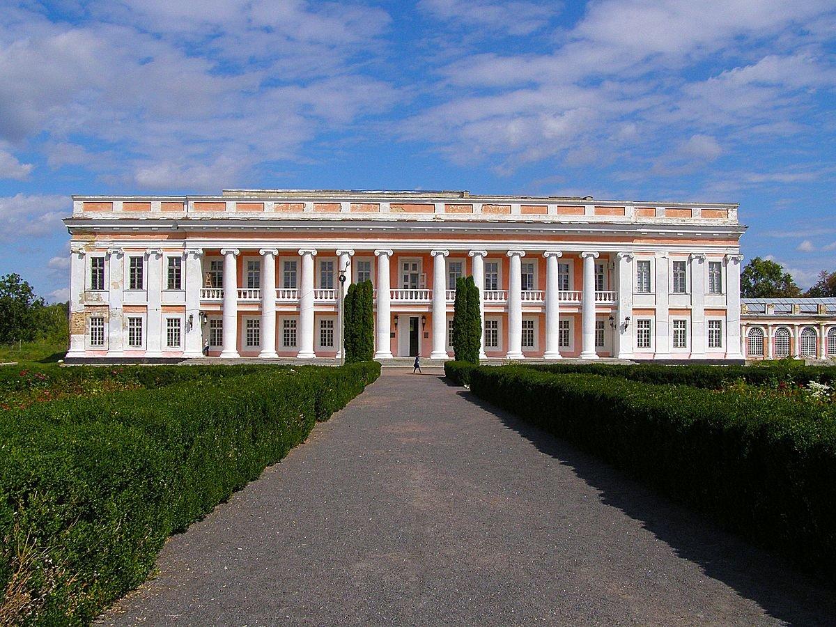 тульчин дворец