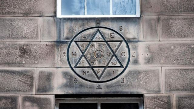 масоны в шотландии