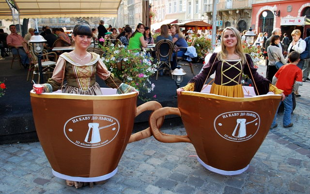 львівські кавові фестивалі